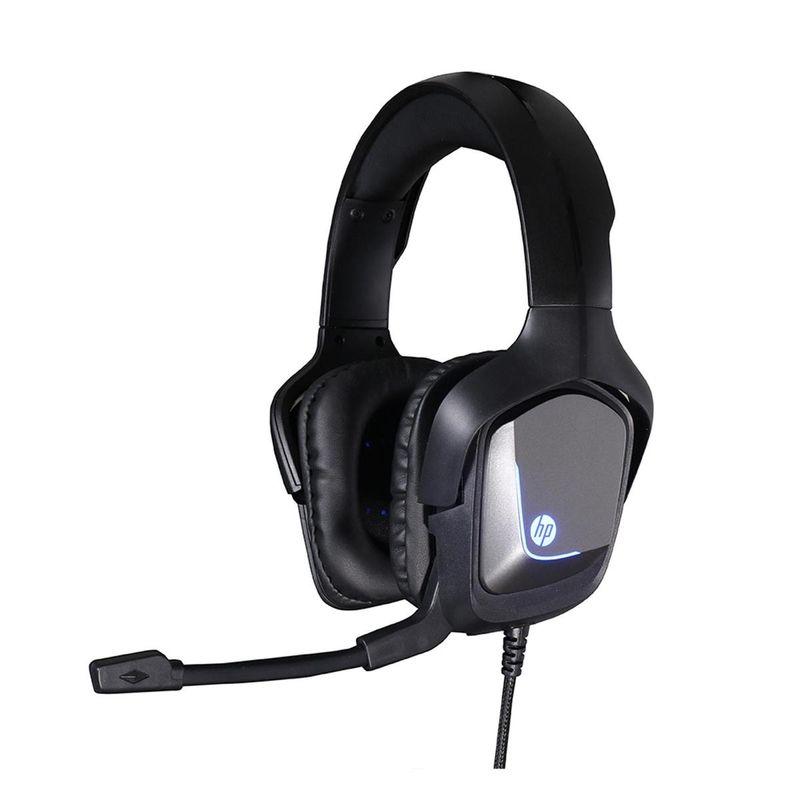 Fone de Ouvido Microfone Gamer 7.1 Usb Hp H220gs