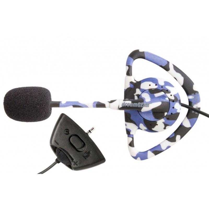 Fone de Ouvido Headset Microfone Xbox360 Dreamgear Dg360-1742