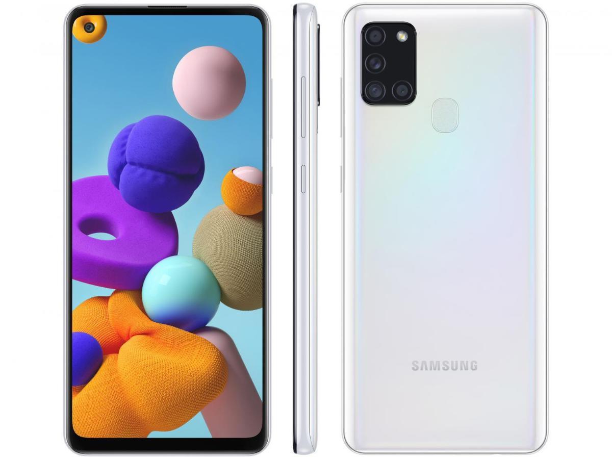 Imagem de Smartphone Samsung Galaxy A21s 64GB