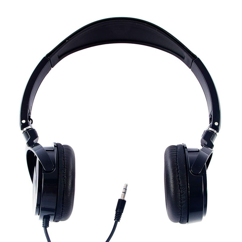 Fone de Ouvido Headphone Stereo Preto Logic Ls2000bk