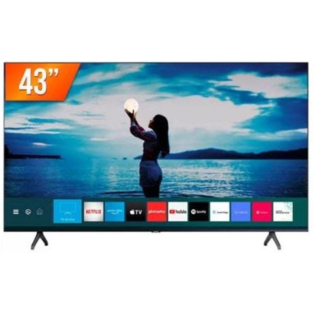 Imagem de Smart TV Samsung Crystal 4K 43