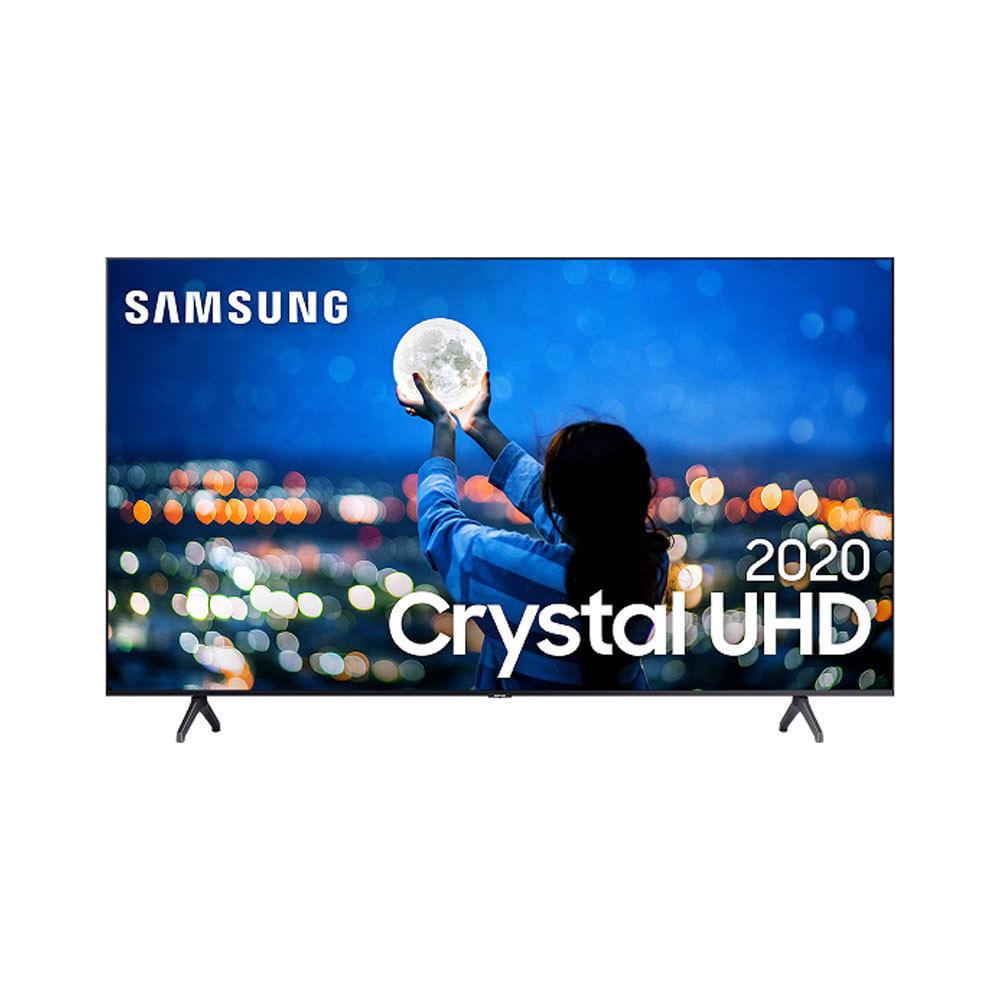 Imagem de Smart TV Samsung Crystal UHD 4K 58