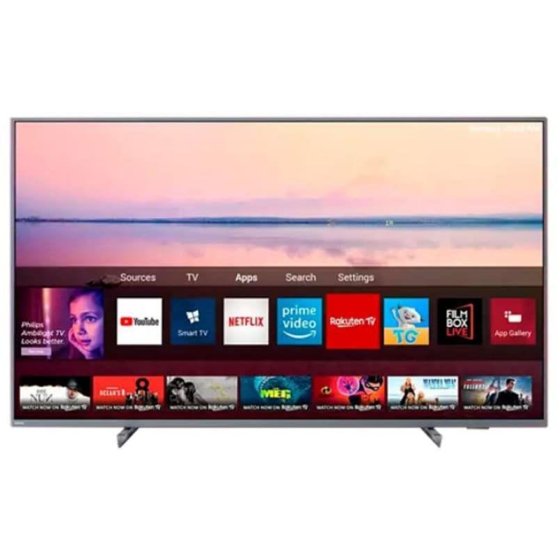 Imagem de Smart TV LED 4K 55