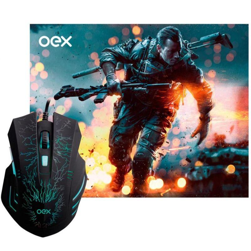 Mouse 2400 Dpis Mc-101 Oex