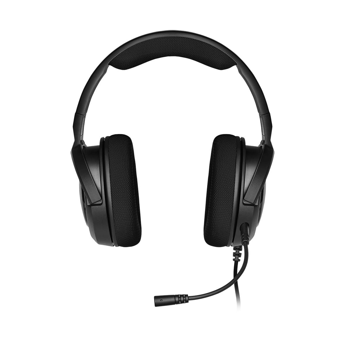 Fone de Ouvido Gamer Headset Corsair HS45 Surround Preto