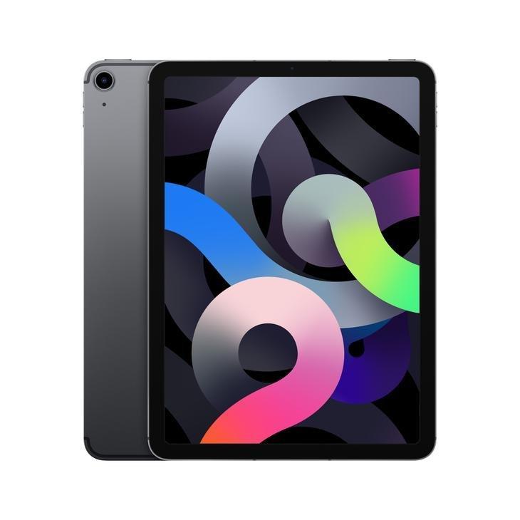 "Imagem de iPad Air 4 Apple Tela Liquid Retina 10.9"" 64GB Wi-Fi + Cellular"