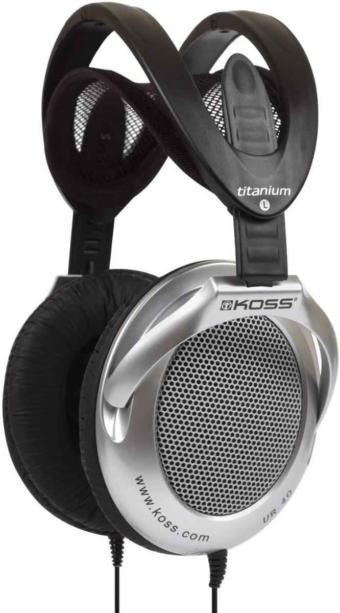 Fone de Ouvido Headphone Heavyweight Koss Ur40