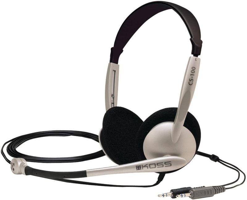 Fone de Ouvido Headset Koss Cs100bx