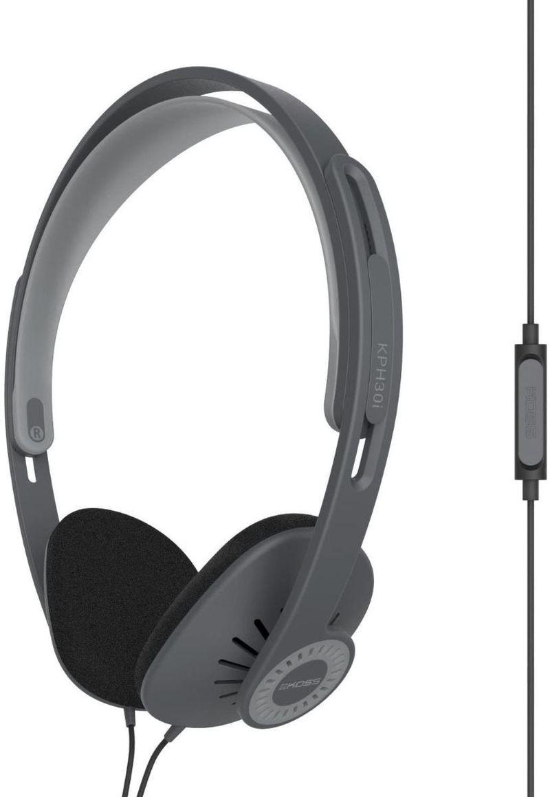 Fone de Ouvido Intra-auricular Keb Preto Koss 30ik