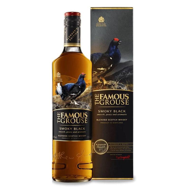 Imagem de Whisky The Famous Grouse Smoky Black 750ml
