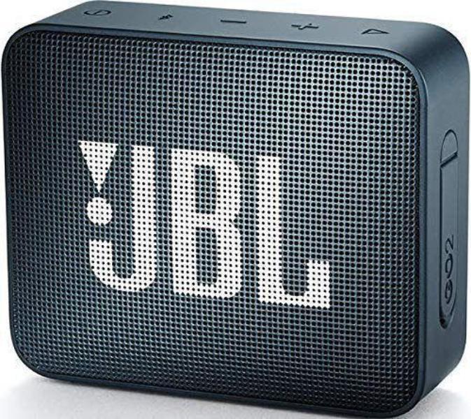 Caixa de Som Jbl Amarela Go 2
