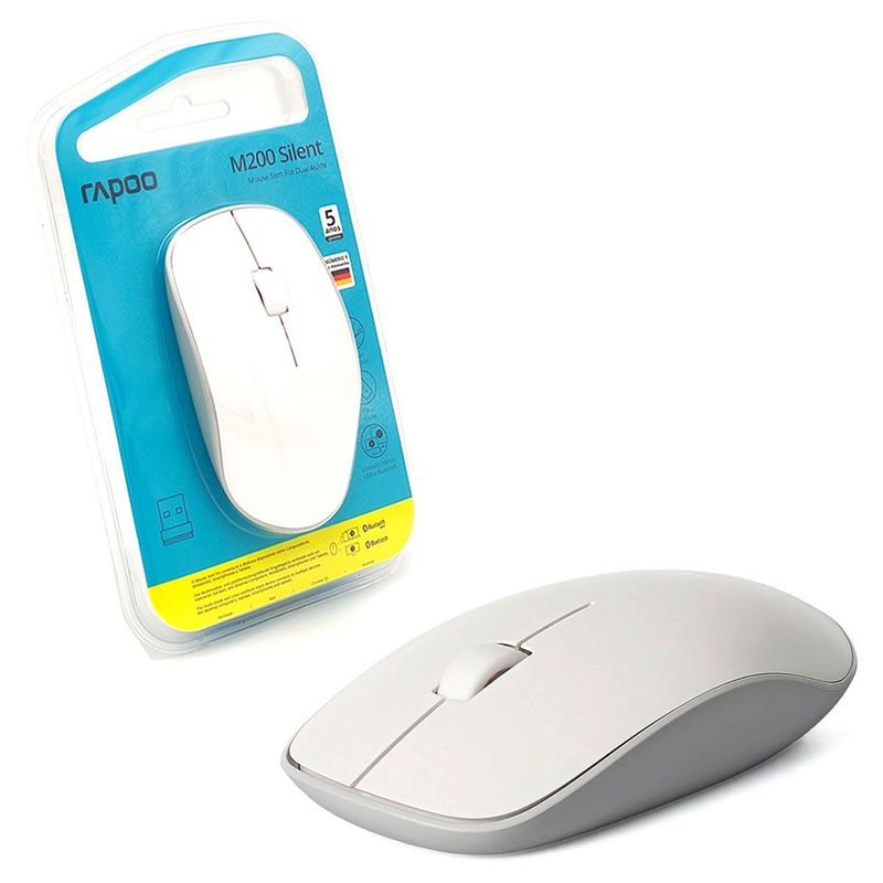 Mouse M200 Rapoo