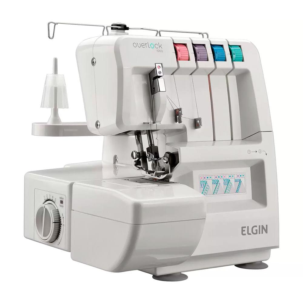 Imagem de Máquina de Costura Elgin Overlock 1000