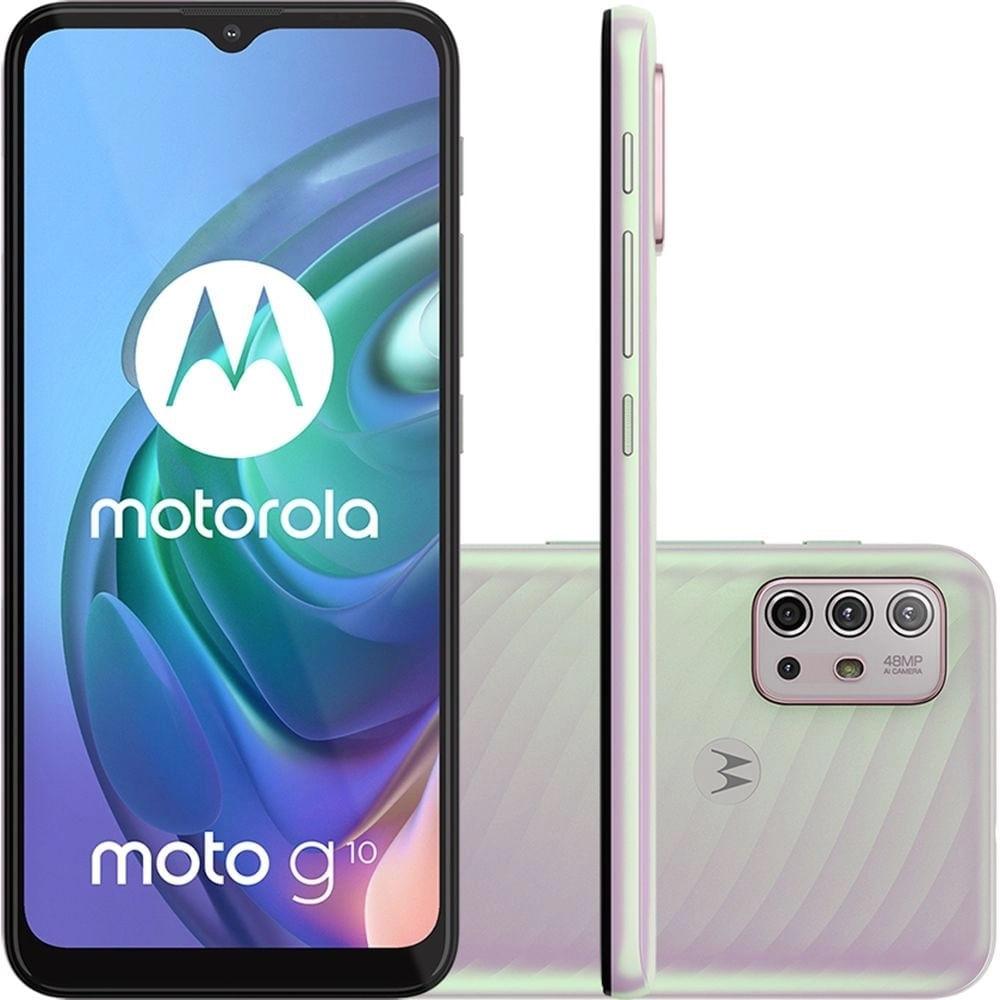 Imagem de Smartphone Motorola Moto G10 64GB