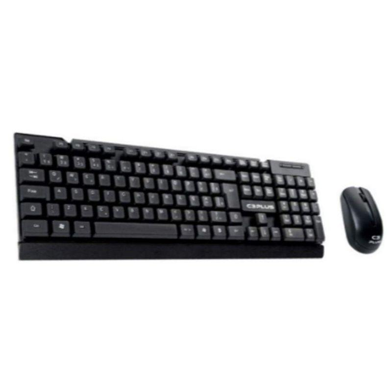 Kit Teclado e Mouse 1000 Dpis 7890417200147 C3 Tech