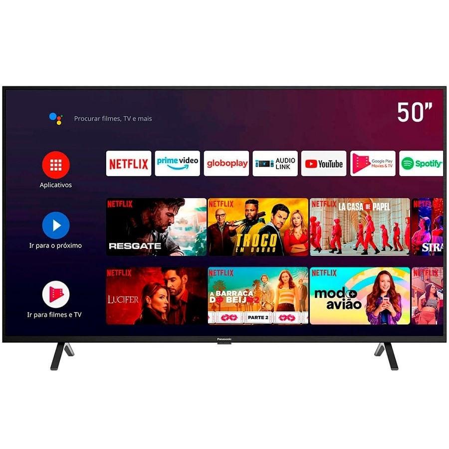 Imagem de Smart TV Panasonic LED 50