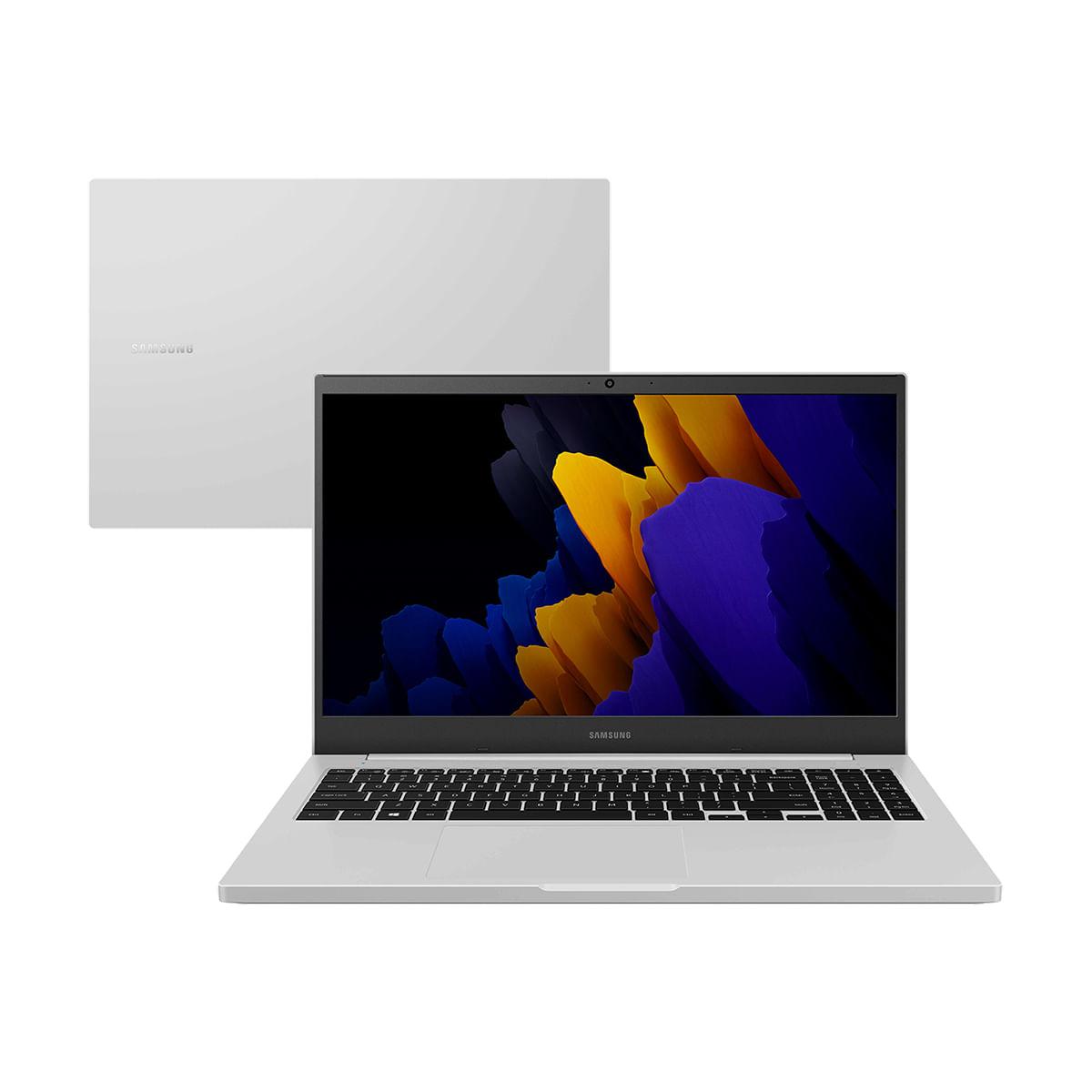 Imagem de Notebook Samsung Book E20 Celeron 6305 4GB 500GB 15.6