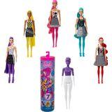 Boneca Barbie Estilos Surpresa Color Reveal 7 Surpresas Gtr94/gwc56