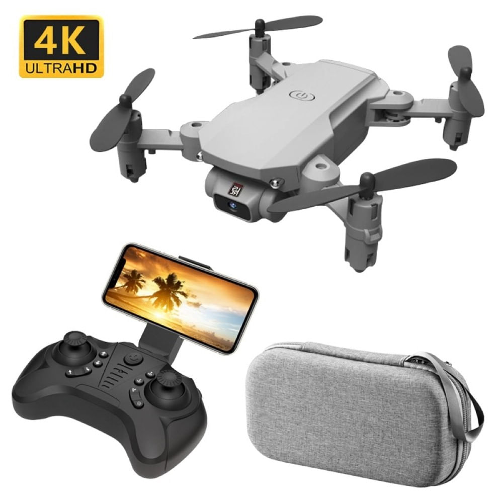 Imagem de Drone Cross Border Ls Mini Wifi Fpv Câmera Hd 4kmp