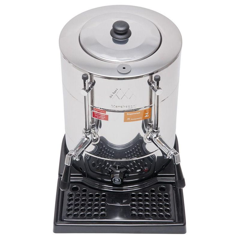 Cafeteira Industrial/comercial Marchesoni Master Inox 220v - Cf3201202