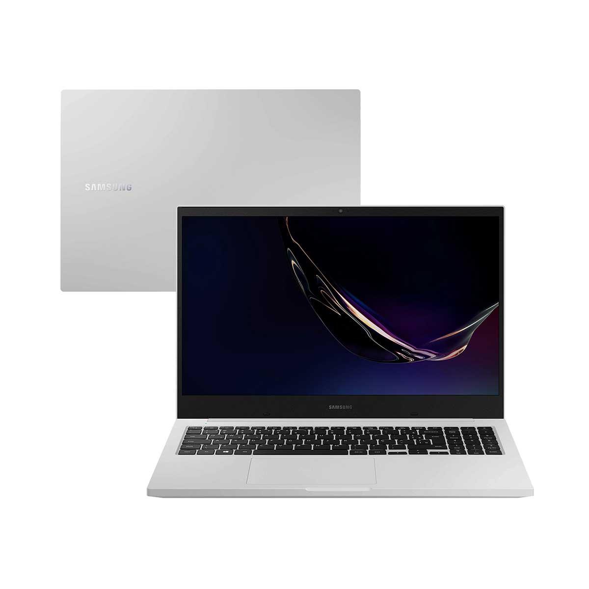 Imagem de Notebook Samsung Book Intel Core I3-1115g4 4gb 1tb W10 Fhd 15.6