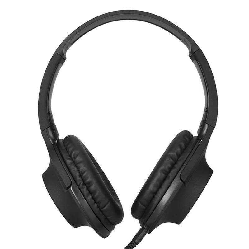Fone de Ouvido Headphone Colors Preto Bright 0463