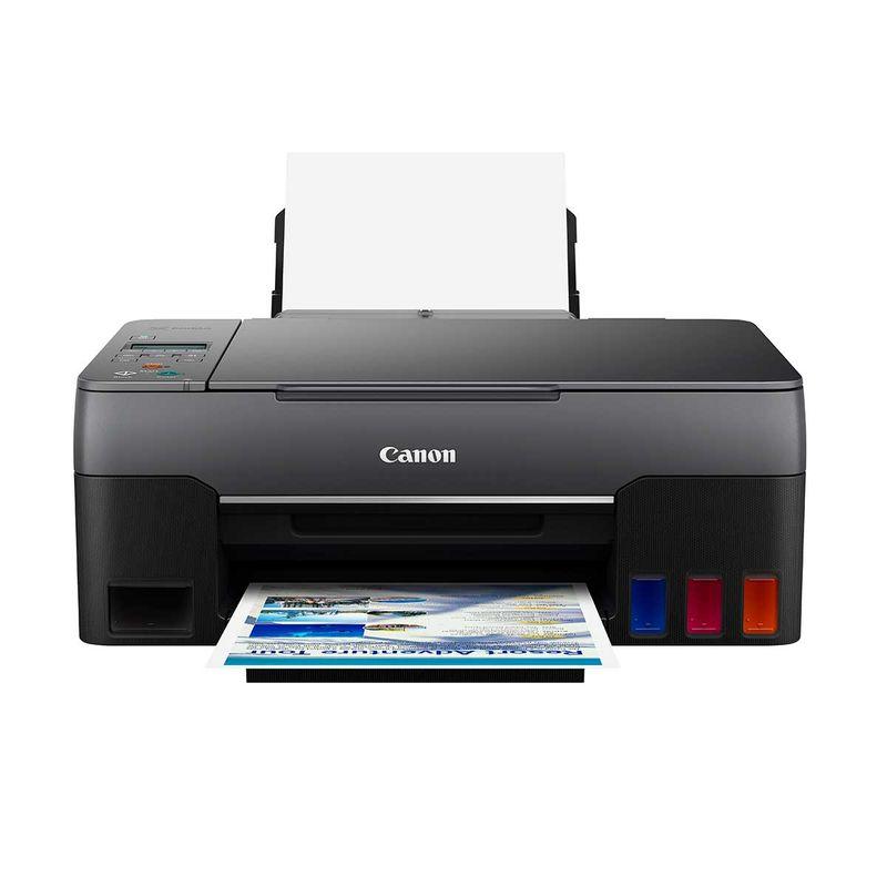 Multifuncional Canon Pixma G3160 Jato de Tinta Colorida Usb e Wi-fi Bivolt