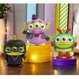 Mattel Pixar Alien Remix Toy Story Aliens com Bing Bong, Edna Mode & Heimlich 3-Pack Toys, Disney e Pixar Movie Character Figures Aproximadamente