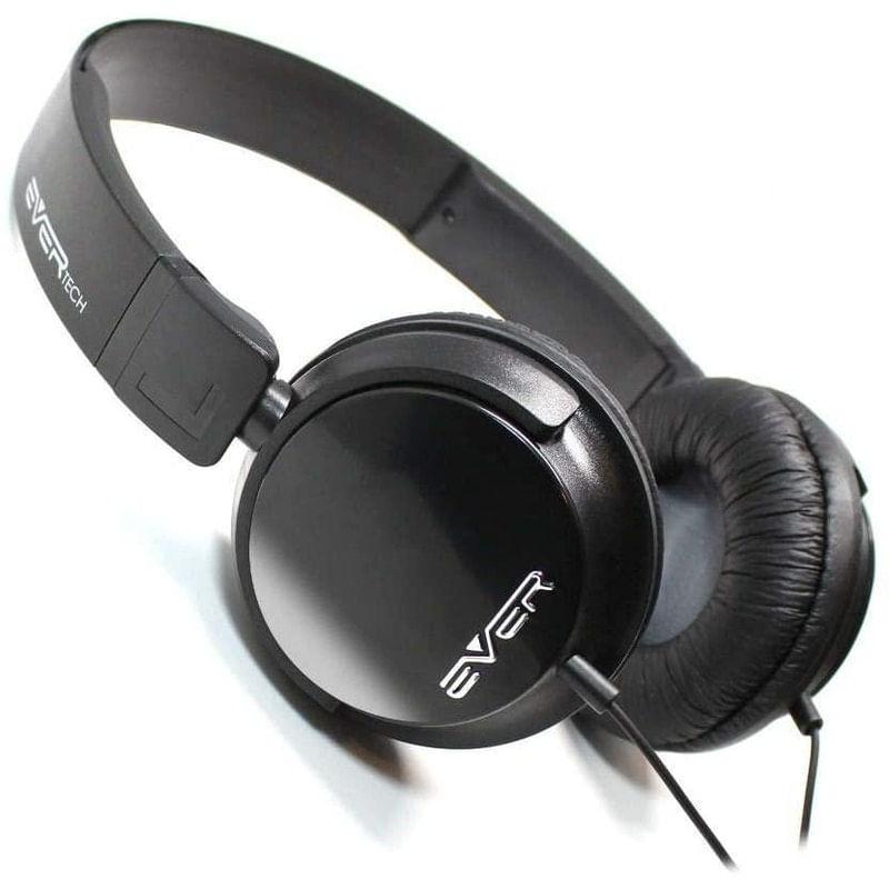 Fone de Ouvido Headphone Dj Hp Evhp-10/bk