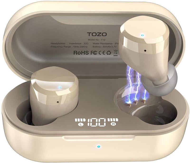 Fone de Ouvido Premium Fidelity Tozo T12