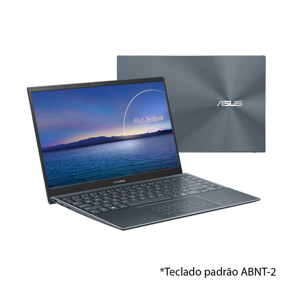 Imagem de Notebook Asus ZenBook 14 i5-1135G7 8GB SSD 256GB Intel Iris Xe Tela 14