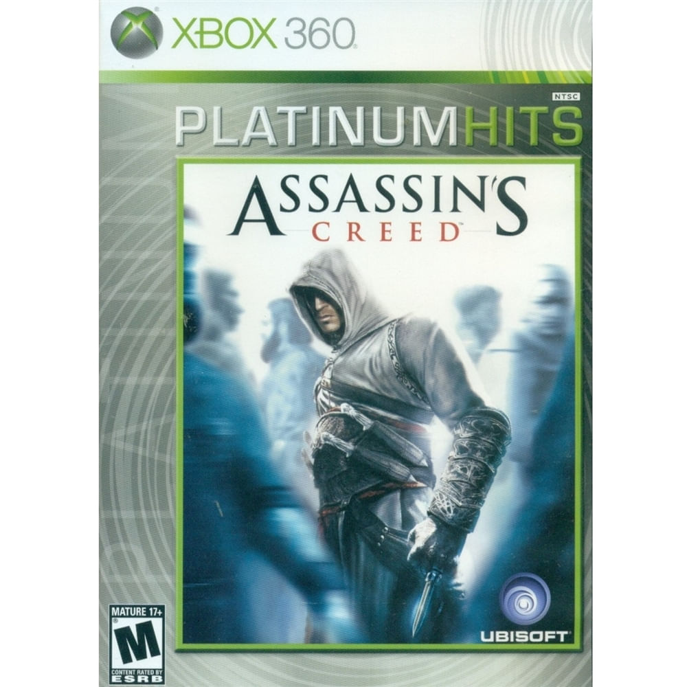 Jogo Assassin's Creed Ii - Platinum Hits - Xbox 360 - Ubisoft
