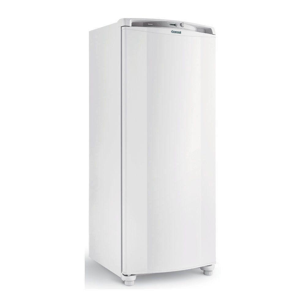 Imagem de Freezer Vertical Consul 1 Porta 231 Litros Branco - CVU26EB