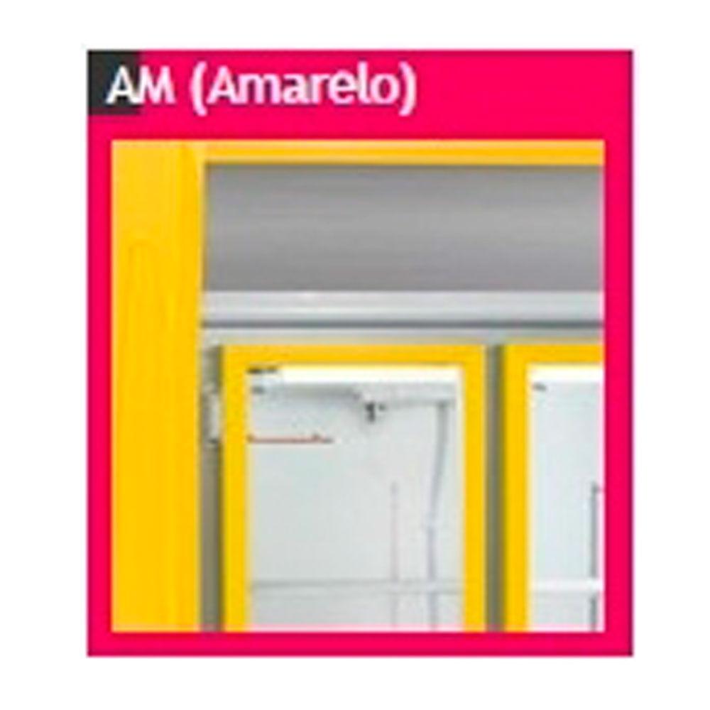 Geladeira/refrigerador 2212 Litros 5 Portas Amarelo - Gelopar - 220v - Gevt-5p