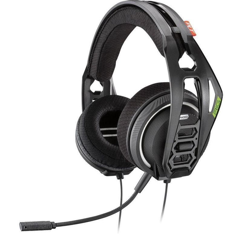 Fone de Ouvido Com Dolby Atmos Wired Plantronics Rig400hx