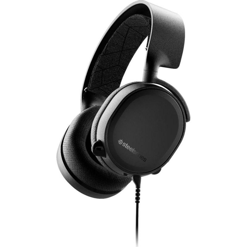 Fone de Ouvido Arctis Wired Steelseries 61428