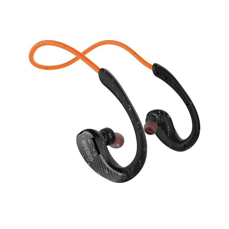 Fone de Ouvido Bluetooth Wireless Stereo Hrebos Hs-606
