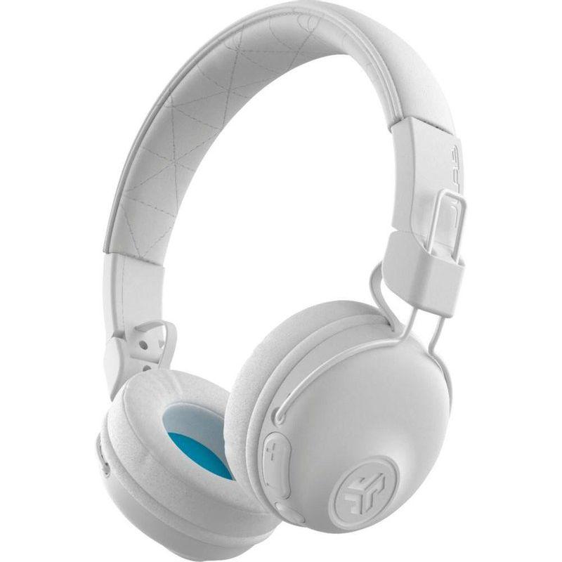 Fone de Ouvido Studio Wireless Branco Jlab Audio Hbastudiorwht4