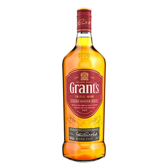 Imagem de Whisky Grant's Triple Wood 1 Litro