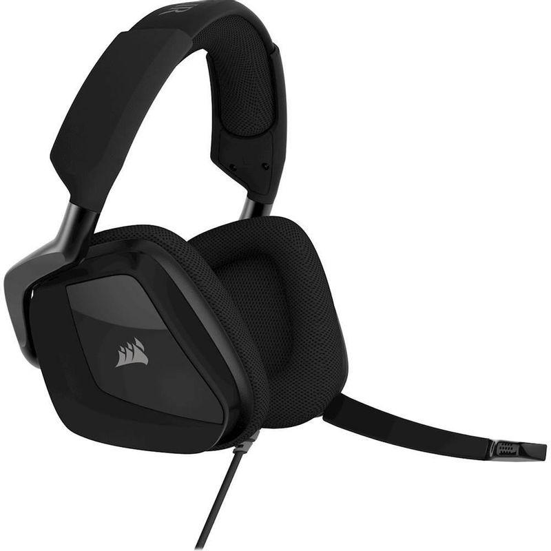 Fone de Ouvido Headset Gamer Void Black Usb 7.1 Dolby Corsair Ca-9011130