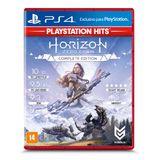 Jogo Horizon Zero Dawn Complete Edition Hits PlayStation 4 Guerrilha Games