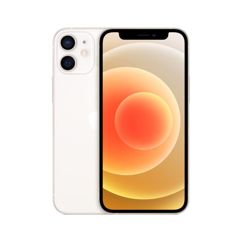 Celular Smartphone Apple iPhone 12 Mini 256gb Branco - 1 Chip