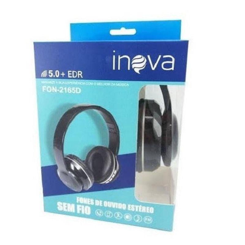 Fone de Ouvido Bluetooth Inova Fon-8510