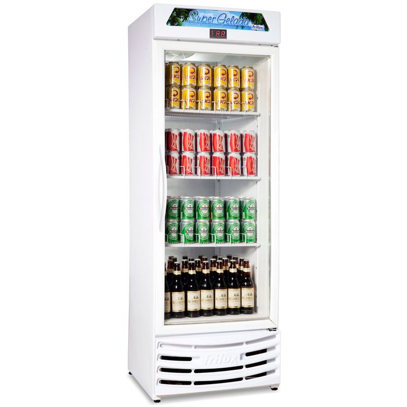 Geladeira/refrigerador 450 Litros 1 Portas Branco - Frilux - 110v - Rf016