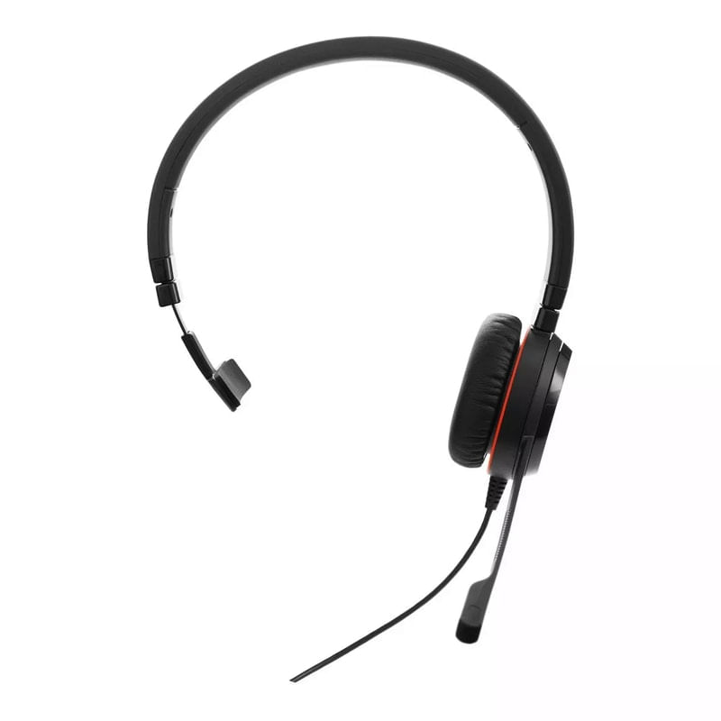 Fone de Ouvido Headset Usb/p2 C/ Canc. de Ruído Evolve 30 Ii Mono Jabra