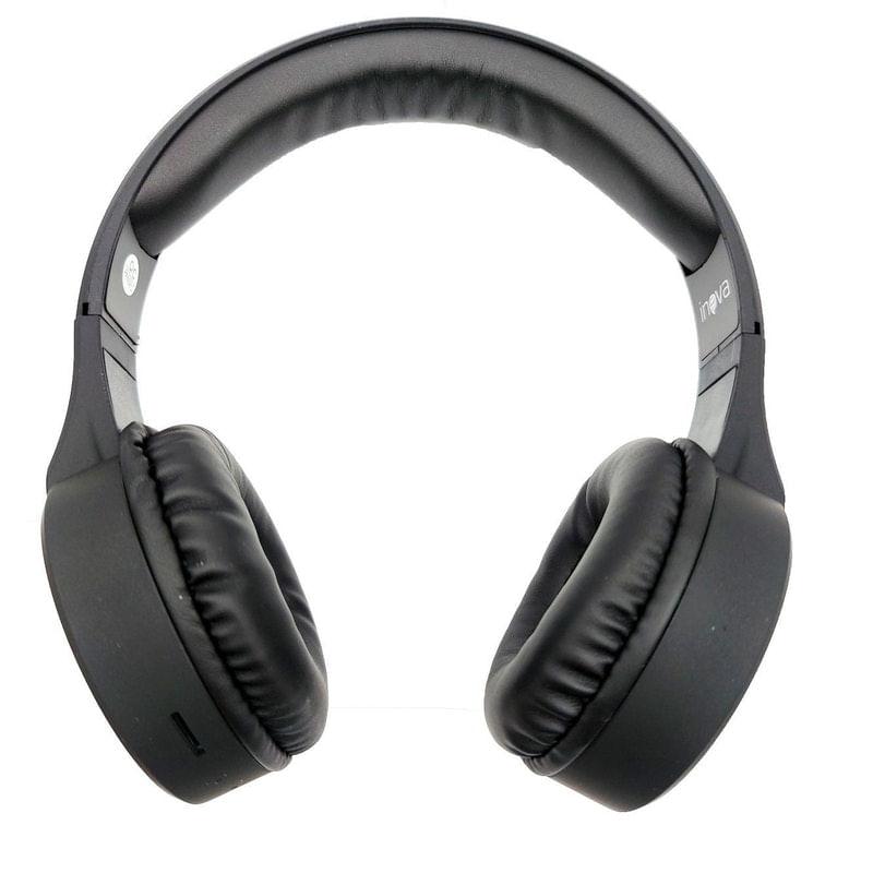 Fone de Ouvido Headphone Super Bass Inova N831