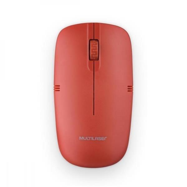 Mouse Usb Laser Lite Mo289 Multilaser