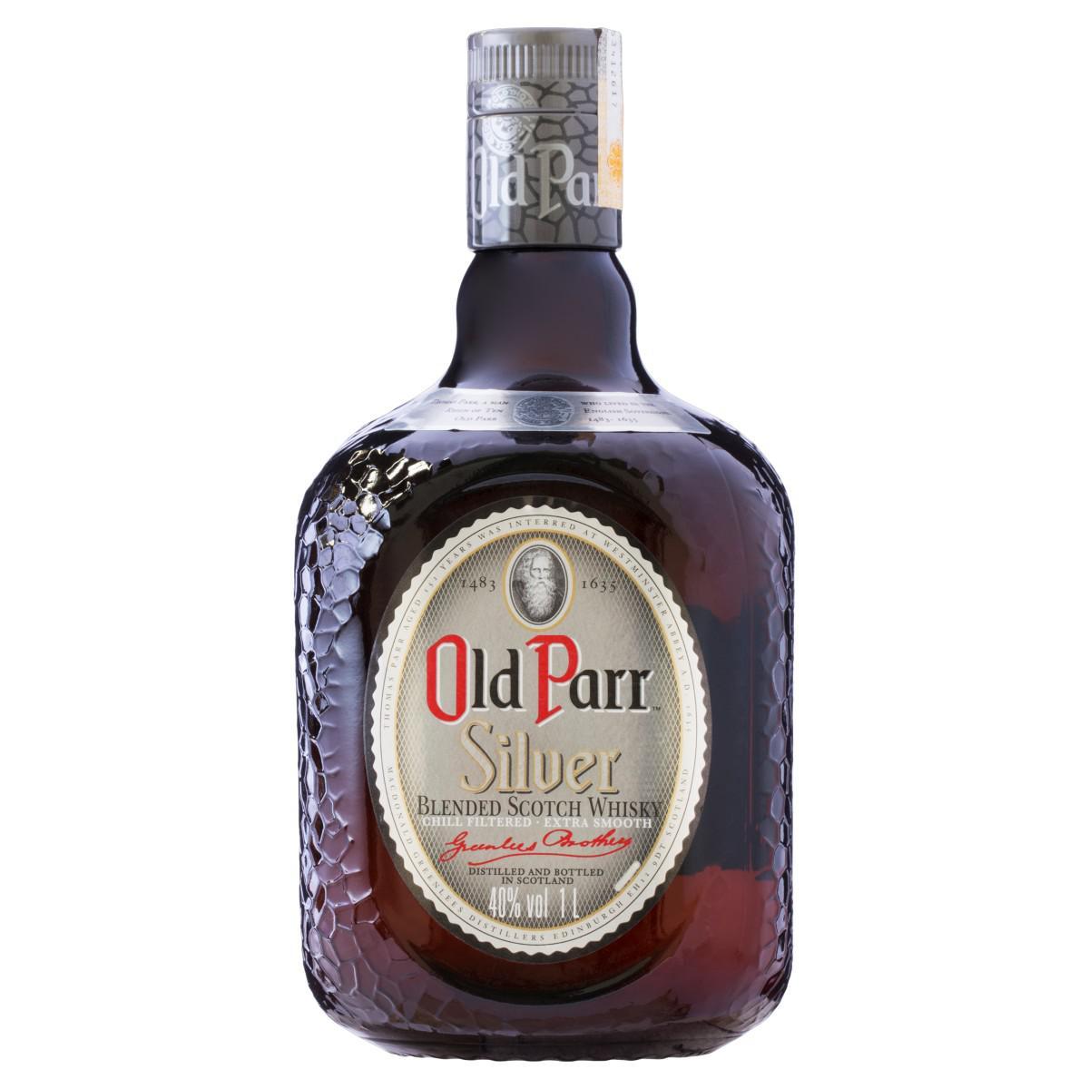 Imagem de Whisky Old Parr Silver 1 Litro