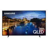 """Smart TV QLED 55"""" Samsung 55Q60A UHD 4K Modo Game, Som Em Movimento Virtual, Tela Sem Limites, Alexa Built In"""