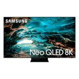 Samsung Smart TV 65' Neo QLED 8K 65QN800A, Mini Led, Painel 120hz, Processador IA, Som em Movimento